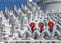 Myanmar, das goldene Land des lächelnden Buddhas (Wandkalender 2019 DIN A4 quer) - Produktdetailbild 11