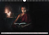 Myanmar, das goldene Land des lächelnden Buddhas (Wandkalender 2019 DIN A4 quer) - Produktdetailbild 12