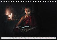 Myanmar, das goldene Land des lächelnden Buddhas (Tischkalender 2019 DIN A5 quer) - Produktdetailbild 12