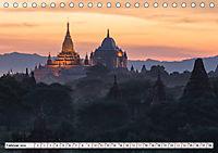 Myanmar, das goldene Land des lächelnden Buddhas (Tischkalender 2019 DIN A5 quer) - Produktdetailbild 2