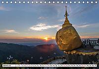 Myanmar, das goldene Land des lächelnden Buddhas (Tischkalender 2019 DIN A5 quer) - Produktdetailbild 1
