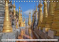 Myanmar, das goldene Land des lächelnden Buddhas (Tischkalender 2019 DIN A5 quer) - Produktdetailbild 9