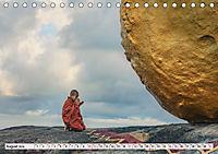Myanmar, das goldene Land des lächelnden Buddhas (Tischkalender 2019 DIN A5 quer) - Produktdetailbild 8