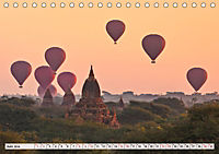 Myanmar, das goldene Land des lächelnden Buddhas (Tischkalender 2019 DIN A5 quer) - Produktdetailbild 6