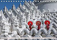 Myanmar, das goldene Land des lächelnden Buddhas (Tischkalender 2019 DIN A5 quer) - Produktdetailbild 11