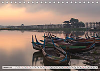 Myanmar, das goldene Land des lächelnden Buddhas (Tischkalender 2019 DIN A5 quer) - Produktdetailbild 10