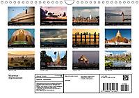 Myanmar - Impressionen (Wandkalender 2019 DIN A4 quer) - Produktdetailbild 13