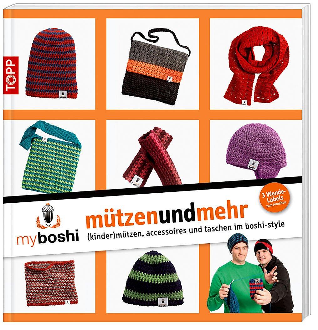 Myboshi Mützenundmehr Buch Bei Weltbildde Online Bestellen