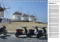 MYKONOS - faszinierende Facetten (Tischkalender 2019 DIN A5 quer) - Produktdetailbild 2