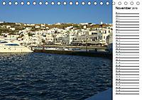 MYKONOS - faszinierende Facetten (Tischkalender 2019 DIN A5 quer) - Produktdetailbild 11