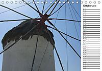 MYKONOS - faszinierende Facetten (Tischkalender 2019 DIN A5 quer) - Produktdetailbild 10