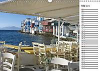 MYKONOS - faszinierende Facetten (Wandkalender 2019 DIN A3 quer) - Produktdetailbild 5