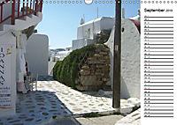 MYKONOS - faszinierende Facetten (Wandkalender 2019 DIN A3 quer) - Produktdetailbild 9
