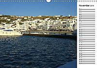 MYKONOS - faszinierende Facetten (Wandkalender 2019 DIN A3 quer) - Produktdetailbild 11