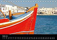 Mykonos - Stille Ecken (Tischkalender 2019 DIN A5 quer) - Produktdetailbild 6