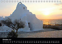 Mykonos - Stille Ecken (Tischkalender 2019 DIN A5 quer) - Produktdetailbild 10