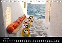 Mykonos - Stille Ecken (Tischkalender 2019 DIN A5 quer) - Produktdetailbild 4