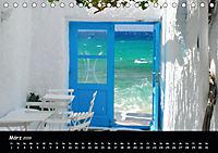 Mykonos - Stille Ecken (Tischkalender 2019 DIN A5 quer) - Produktdetailbild 3