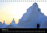 Mykonos - Stille Ecken (Tischkalender 2019 DIN A5 quer) - Produktdetailbild 2