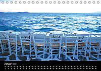 Mykonos - Stille Ecken (Tischkalender 2019 DIN A5 quer) - Produktdetailbild 1