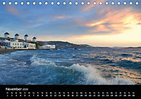 Mykonos - Stille Ecken (Tischkalender 2019 DIN A5 quer) - Produktdetailbild 11
