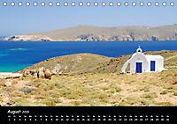 Mykonos - Stille Ecken (Tischkalender 2019 DIN A5 quer) - Produktdetailbild 8