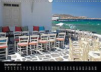 Mykonos - Stille Ecken (Wandkalender 2019 DIN A3 quer) - Produktdetailbild 9