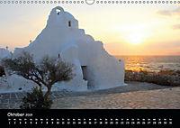 Mykonos - Stille Ecken (Wandkalender 2019 DIN A3 quer) - Produktdetailbild 10
