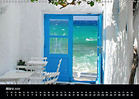 Mykonos - Stille Ecken (Wandkalender 2019 DIN A3 quer) - Produktdetailbild 3