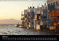 Mykonos - Stille Ecken (Wandkalender 2019 DIN A3 quer) - Produktdetailbild 7
