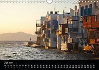 Mykonos - Stille Ecken (Wandkalender 2019 DIN A4 quer) - Produktdetailbild 7