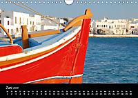 Mykonos - Stille Ecken (Wandkalender 2019 DIN A4 quer) - Produktdetailbild 6