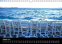Mykonos - Stille Ecken (Wandkalender 2019 DIN A4 quer) - Produktdetailbild 1