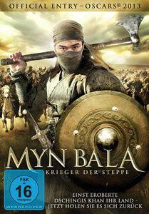 Myn Bala - Krieger der Steppe, Muhammed Mamyrbekov, Jayik Sizdikov, Timur Zhaksylykov