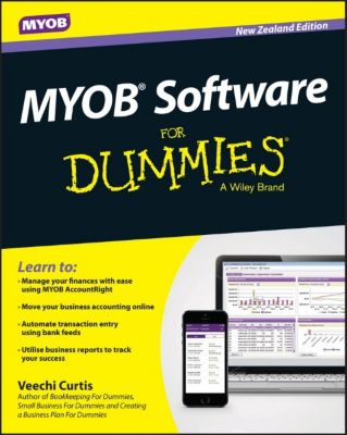 MYOB Software For Dummies, Veechi Curtis
