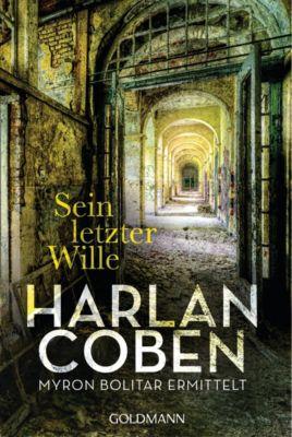 Myron-Bolitar-Reihe: Sein letzter Wille - Myron Bolitar ermittelt, Harlan Coben