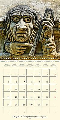Mysterious creatures Gargoyles and Chimeras (Wall Calendar 2019 300 × 300 mm Square) - Produktdetailbild 8