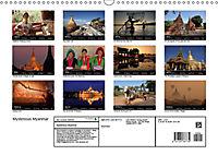 Mysterious Myanmar (Wall Calendar 2019 DIN A3 Landscape) - Produktdetailbild 13