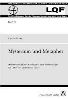 Mysterium und Metapher, Cyprian Krause