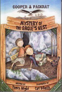 Mystery of the Eagle's Nest, Tamra Wight, Carl DiRocco