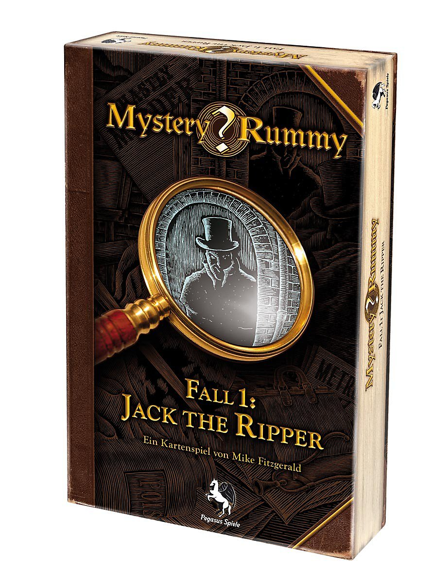 Mystery Rummy Kartenspiel Jetzt Bei Weltbildde Bestellen