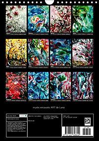 mystic encaustic ART de Luna (Wall Calendar 2019 DIN A4 Portrait) - Produktdetailbild 13