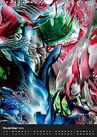 mystic encaustic ART de Luna (Wall Calendar 2019 DIN A4 Portrait) - Produktdetailbild 11