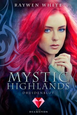 Mystic Highlands: Mystic Highlands 1: Druidenblut, Raywen White