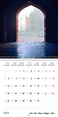 Mystic India (Wall Calendar 2019 300 × 300 mm Square) - Produktdetailbild 5