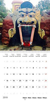 Mystic India (Wall Calendar 2019 300 × 300 mm Square) - Produktdetailbild 3