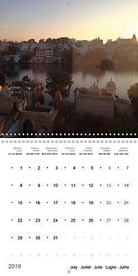 Mystic India (Wall Calendar 2019 300 × 300 mm Square) - Produktdetailbild 7