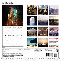 Mystic India (Wall Calendar 2019 300 × 300 mm Square) - Produktdetailbild 13