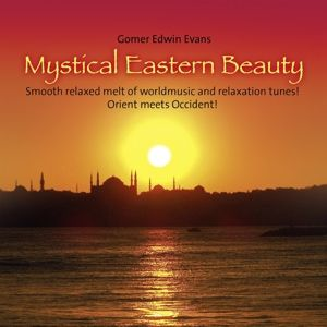Mystical Eastern Beauty, Gomer Edwin Evans