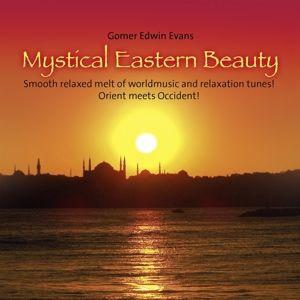 Mystical Eastern Beauty, Gomer Edwin Evans